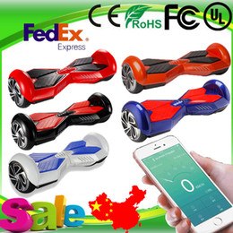 hoverboard With Bluetooth Balancing Scooter Speaker Hoverboard Electric Scooter Two Wheels Smart Balance Drifting Board Self balance scooter