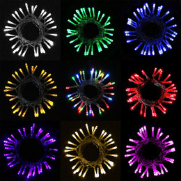 Wholesale Christmas party xAA LED battery string lights lightings new arrival battery operated M M M M M Christmas decoration