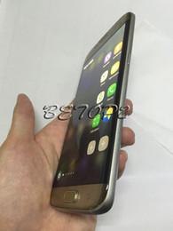 Wholesale 5 inch Goophone S7 Edge MTK6735 Bit Quad Core GB RAM G LTE Screen MP Camera Apps Egde WCDMA GSM DHL Free
