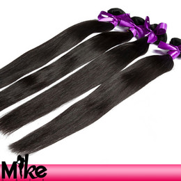 Fast Delivery 3pcs natural color Body Wave Human Hair Weaves 100gram Pc Cheap Double Machine Hair