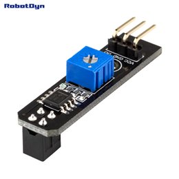Wholesale Line tracking Sensor For robotic and car DIY Arduino projects Digital Out