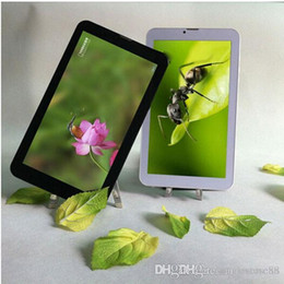 Mtk6577 touch online-Baratos 9 inch 3G phablets Android 4.2.2 MTK6577 Dual Core 1G RAM 8GB ROM con GPS Bluetooth MID