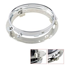 Free Shipping jeep wrangler led light brackets for 7 inch led headlight mounting bracket