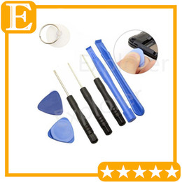 Cell Phone Reparing tools 8 in 1 Repair Pry Kit Opening Tools screwdriver Set For Apple iPhone 4s 5 5s 6 moblie phone