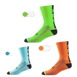 Wholesale Mountain Cycling Socks Deodorant High Basketball Running Sport Socks MTB Road Bike Bicycle Cycling Socks For Men Women