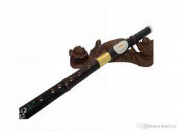 2016 Bamboo Flute Bawu Transverse Playing Bawu Flute F G Key Flauta Transversal Bawu Alto Bass Flute Musical Instruments For Beginner