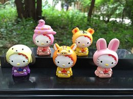 The new cartoon doll 12 shadows shook collection toys for kids furnishing article Car Home Decoration