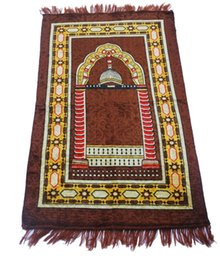 Wholesale Praying carpet muslim prayer mat Prayer Rug PVC Carpet