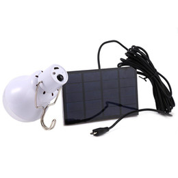 Wholesale New Arrival S W LM Portable Led Bulb Garden Solar Powered Light Charged Solar Energy Lamp High Quality
