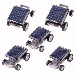 Wholesale LJJG347 Solar Toy Car Educational Gadget Children Gift Mini Solar Toy Car For Kids Power Amazing