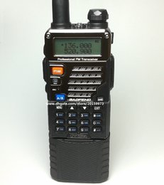 Wholesale New Original Baofeng UV RE two way radio with mAh Li ion battery Bao Feng UV5RE walkie talkie for ham hotel commercial security use