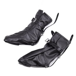 Wholesale Adult Dog Slave Role Foot Boots Fetish Bondage Feet Cuffs Sex Restraints Kit Sexual Torture Product Couple Erotic Bound Shoes
