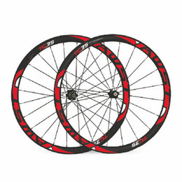 full carbon wheels 38mm 700C Road bike carbon wheels clincher tubular bicycle wheels white decals glossy carbon wheelset free shipping