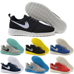 Wholesale Cheap Athletic Running Shoes Men 2016 High quality Olympic London Sneakers Sport Shoes Free Shipping Size 7-10