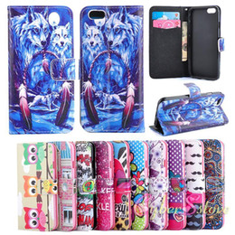 For iphone 6 4.7 plus 5.5 Cartoon Stand Wallet Leather Case Cover With Credit Card Holder for iphone6 6plus i6