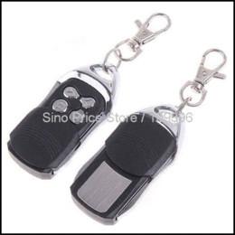 Compra Online Sistema de alarma a distancia un coche-Sistema de alarma de alarma de coche sistema de protección de alarma de coche con 2 sistema de alarma de ladrón de control remoto automático (negro) envío libre SI306