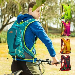 2016 New Outdoor Cycling Backpack MTB Cycling School Bags Outdoor Travel Bag Sports Bags
