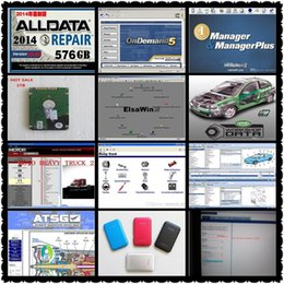Wholesale 2016 alldata and mitchell software v10 newest in1 fits for bit in gb hdd