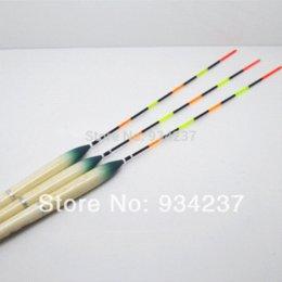 Flotteurs électroniques à vendre-Flotteurs 3pcs / lot 3Size Cinq plein lumineux électronique à pêche Batterie Nuit Flotteurs de pêche Envoyer Batterie CR425