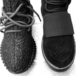 Wholesale Ture Size US Kanye West BOOST SHOES Authentic BOOSTS Athletic Outdoor Pirate Black Moonrock Oxford Tan Turtle Dove size