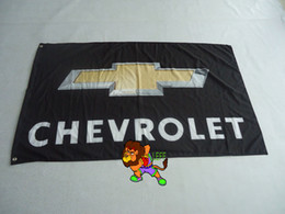 3x5 FT chevrolet racing team flag,chevrolet racing banner,90*150CM polyster custom flag
