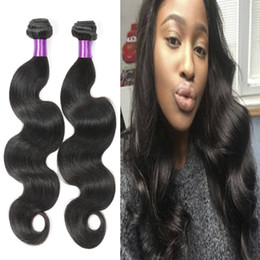 Wholesale 8A Unprocessed Malaysian Body Wave Human Hair Cheap Malaysian Bundles Hair Deals Bellqueen Wet Wavy Hair Weft Factory