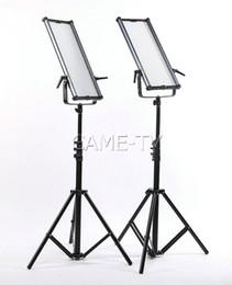 CAME-TV 1092D Daylight Studio LED Panels Light Video Film lights(2 Piece Set)