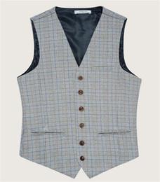Fashion sale sweater vest fashion Men's Suit Vest Business Men's coat Casual Vest Waistcoat Slim vest