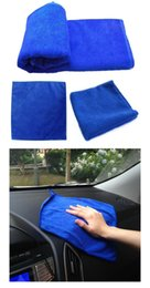 Wholesale New Arrivals Microfibre Cleaning Cloths Home Household Clean Towel Auto Car Window Wash Tools