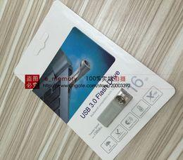 Wholesale 2016 New USB Flash Drive Disk G G GB USB Metal Super Mini Pen Drive Tiny Pendrive Memory Stick Storage Device U Disk