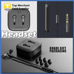 Wholesale New High Quality Colors Xiaomi Piston Fashion Design In Ear Headphones Earphone Headset Earbuds For iPhone S S7 Edge Smartphone