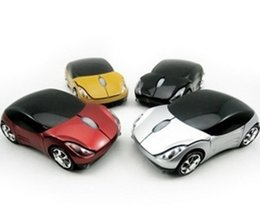 Wholesale Best price G wireless mouse mouse ferrari car mouse cartoon han edition sports car optical mouse