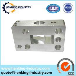Wholesale CNC aluminum machined parts precision CNC machining aluminum rapid prototype service