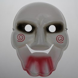 Masquerade dress Death Movie Saw mask Halloween mask fool killer killer horror mask PVC environmentally friendly materials
