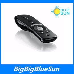 Wholesale Best Sell T2 Air Mouse For Android TV Box Fly Mouse G Wireless Keyboard Mouse