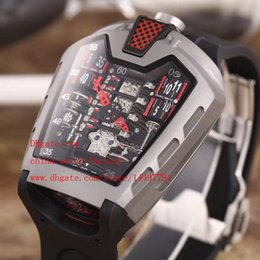 Wholesale Hot MP LaFerrari Watch With Power For Days MOVEMENT TECHNICAL DETAILS Automatic Mens Men s Watches Silver mm x mm x mm