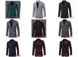 New Arrival Mens Casual Clothes Slim Fit Stylish Suit Blazer Coats man outwear jacket