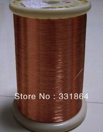 Wholesale Specifications Diameter mm m pc QA Polyurethane Wire Copper Wire Enameled Repair cable