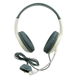 Wholesale Headset Headphone Earphone Microphone for Microsoft Xbox Live Game