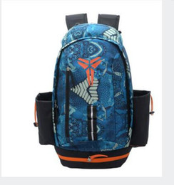 Wholesale Fashion KOBE Men Backpacks Basketball Bag Sport Backpack School Bag For Teenager Outdoor Backpack Marque Mochila