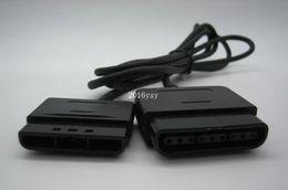 2017 extensión del controlador Cable de extensión libre del envío para la alta calidad del regulador de Playstation 2 PS2 / PS1 extensión del controlador baratos