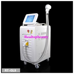 Wholesale Strong Power Clinic Salon Spa use depilation laser hair removal diodo laser cooling system hair loss nm diode lazer machine