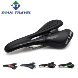 Wholesale Soul Travel Hot Sale Bicycle Saddle Bike Seat Men Cycling Cushion Mountain Steel Rail Sillin Cojines Fizik Selle Bicicleta Parts