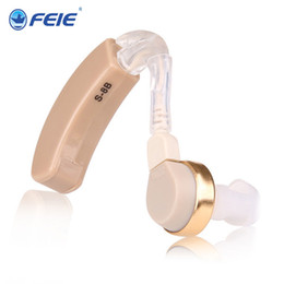 Wholesale Old People Products Medical Supply Analog Audiphone behind the Ear S B for Deafness Equipment