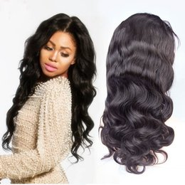 Brazilian Hair Full Lace Human Hair Wigs For Black Women Lace Front Wigs Glueless Full Lace Wig