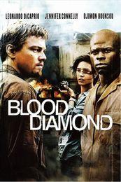 Wholesale 22 quot X35 quot inch Hot Sale Blood Diamond Movie The human body art silk Poster Custom ART PRINT