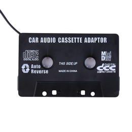 Wholesale Disc Digital Audio Car Auto Cassette Adaptor Handsfree Tape Stereo Deck