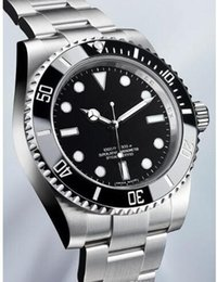 Top sale brand mens watch high quality automatic watches for men wristwatch, ceramic bezel sapphire glass Original clasp