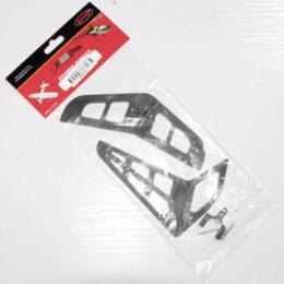 Wholesale Dynam part ERZ Vertical and horizontal tail blade set For E RAZOR wholesle dropship blade kit