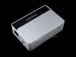 PC Cubieboard2 Cubeboard A20 ARM Cortex-A7 Dual Core 1 Go Carte de développement DDR3 avec boîtier Cubeboard 2, supérieur à Framboise PI à partir de cas de développement fournisseurs